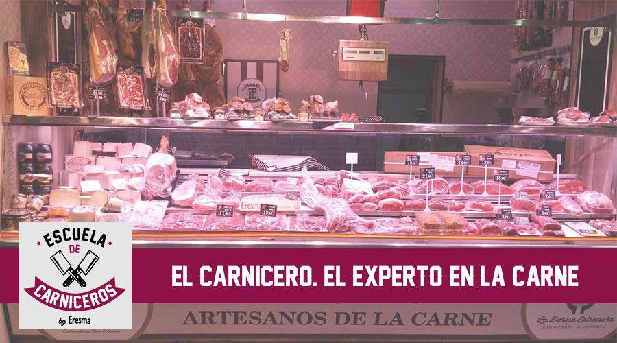 El carnicero: el experto en carne
